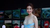 Hoa hậu Mỹ Linh yêu kiều trong đêm nhạc 'Tropical Music Night'