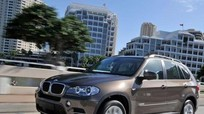 Triệu hồi 1.559 xe SUV hạng sang BMW X5 dính lỗi