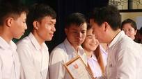 88 du học sinh Lào được trao chứng chỉ tốt nghiệp khoá đào tạo Tiếng Việt