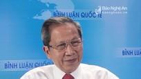Tướng Cương: 'Đang có những 'sóng ngầm' dưới Biển Đông'