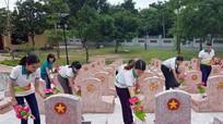 Viettel Nghệ An: Nhiều hoạt động hướng về nguồn trong Tháng tri ân