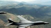 Mỹ điều hai oanh tạc cơ bay qua bán đảo Triều Tiên