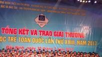 Nghệ An đạt 2 giải Nhì, 2 giải Khuyến khích cuộc thi Tin học trẻ toàn quốc