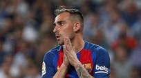 Barcelona: Hãy cho Alcacer một cơ hội!