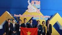 Học sinh Trường THPT Chuyên Phan Bội Châu đạt HCB Olympic Hóa học Quốc tế