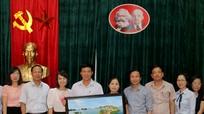 Báo Quảng Ninh tham quan mô hình tòa soạn hội tụ tại Báo Nghệ An