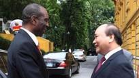 Thủ tướng chủ trì lễ đón Thủ tướng Mozambique thăm chính thức Việt Nam