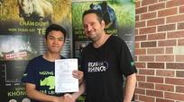 Chàng trai xứ Nghệ yêu động vật hoang dã giành học bổng của Chính phủ Hungary