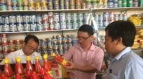Nghi Lộc: 75/76 cơ sở sản xuất thực phẩm vi phạm vệ sinh