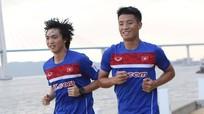 Xuân Trường mua sâm cho U22 Việt Nam tẩm bổ ở Hàn Quốc