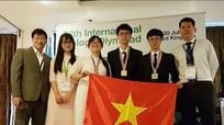 Ước mơ của nam sinh Việt đoạt HCV Olympic Sinh học Quốc tế năm 2017