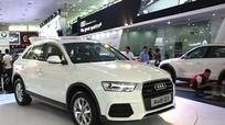 Audi triệu hồi xe Q3 tại thị trường Việt Nam do lỗi đèn phanh