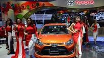 Toyota Wigo - 'tân binh' nặng ký trong phân khúc xe đô thị