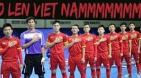 Đội tuyển Futsal Việt Nam với mục tiêu tìm vàng ở SEA Games 29