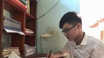 Trở thành sinh viên Đại học Y Hà Nội từ ước mơ chữa khỏi bệnh cho bố