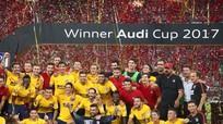 Chung kết Audi Cup 2017: Phần thưởng không chỉ là chiếc cúp!