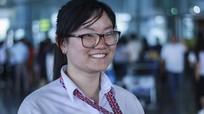 Nữ sinh Việt duy nhất giành huy chương Olympic quốc tế 2017