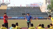 Vòng chung kết U15 QG - Cúp Thái Sơn Bắc: Ẩn số U15 SLNA
