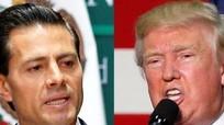 Trump bị tố ép tổng thống Mexico trả tiền bức tường biên giới