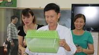 Nghệ An: Thót tim với màn bắt thăm vào học mầm non
