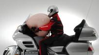 Túi khí xe ga Honda nâng độ an toàn đột phá cho lái xe