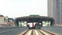 Một 'đại gia' Trung Quốc muốn đầu tư đường sắt trên cao ở Việt Nam