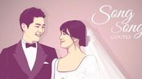 Song Joong Ki tiết lộ thú vị về chuyện tình với Song Hye Kyo