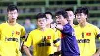Chốt danh sách Ban huấn luyện và cầu thủ U21 SLNA