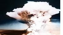 Hình ảnh lịch sử về vụ Mỹ ném bom nguyên tử xuống Nhật Bản