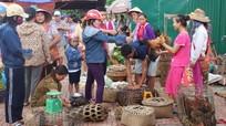 Tương Dương: Chợ Tam Thái tăng phiên vì dân 'mê' thực phẩm sạch