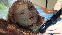 Xác ướp 'công chúa' gần 1.000 tuổi vẫn còn nguyên tóc, lông mi dài cong vút