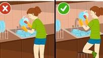 Chú ý: 8 hoạt động thường ngày làm hại cột sống