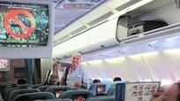 Hút thuốc trên máy bay, hành khách bị phạt 4 triệu đồng