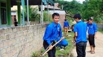 'Ngày Chủ nhật xanh' giúp dân phòng chống sốt xuất huyết ở Quế Phong