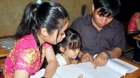 Chữ Thái Lai Pao về khu tái định cư Ngọc Lâm