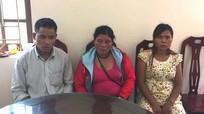 Khởi tố 3 bị can vụ buôn bán trẻ em ở Kỳ Sơn