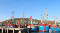 Quỳnh Lưu: Diễn tập huy động nhân lực, tàu thuyền và phương tiện dân sự