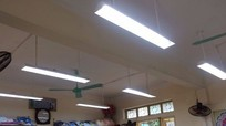 Nghệ An: Triển khai chương trình 'chiếu sáng học đường'