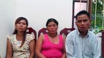 Kỳ Sơn: Kẻ cầm đầu nhóm buôn bán trẻ em được tại ngoại