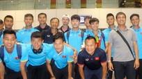 Trang chủ SEA Games: U22 Việt Nam đến sớm nhất để về muộn nhất