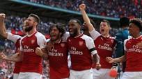 Arsenal – Đầu đã xuôi...!