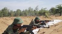 Lực lượng vũ trang Nghệ An phô diễn sức mạnh tại cuộc diễn tập khu vực phòng thủ