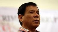Tổng thống Philippines hứa từ chức nếu con tham nhũng