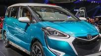 Toyota Sienta Ezzy - xe gia đình phong cách lạ