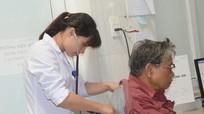 Nghệ An: Hơn 1.000 người được khám sàng lọc miễn phí ung thư phổi