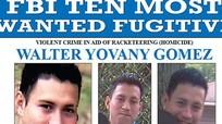 FBI bắt thành viên băng đảng nguy hiểm nhất thế giới