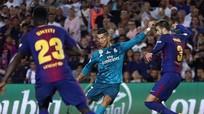 Thắng Barca 3-1 tại Nou Camp, Real chạm tay vào Siêu Cup