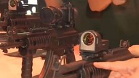 Việt Nam hoàn toàn tự sản xuất súng trường Galil ACE