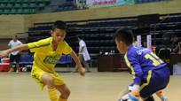 Cầu thủ Cúp Báo Nghệ An toả sáng tại Giải Nhi đồng toàn quốc 2017