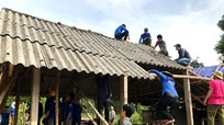 Nghĩa Đàn: Khởi công xây dựng nhà 'mái ấm tình thương' cho phụ nữ nghèo